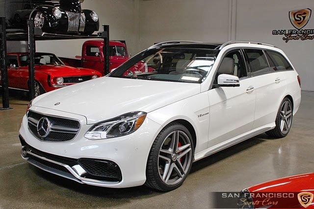 Used 2014 Mercedes-Benz E63S Wagon for sale Sold at San Francisco Sports Cars in San Carlos CA 94070 2