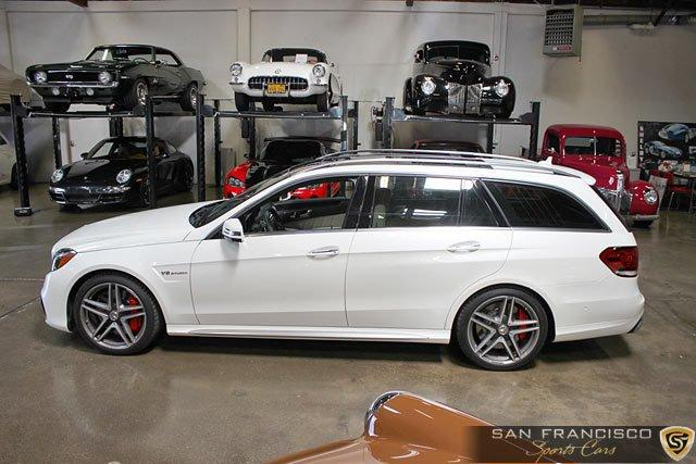 Used 2014 Mercedes-Benz E63S Wagon for sale Sold at San Francisco Sports Cars in San Carlos CA 94070 3