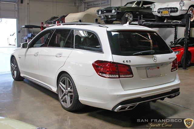 Used 2014 Mercedes-Benz E63S Wagon for sale Sold at San Francisco Sports Cars in San Carlos CA 94070 4