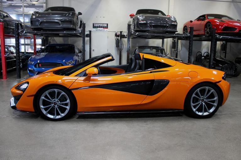 Used 2018 McLaren 570S for sale Sold at San Francisco Sports Cars in San Carlos CA 94070 4
