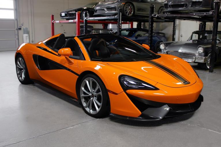 Used 2018 McLaren 570S for sale Sold at San Francisco Sports Cars in San Carlos CA 94070 1