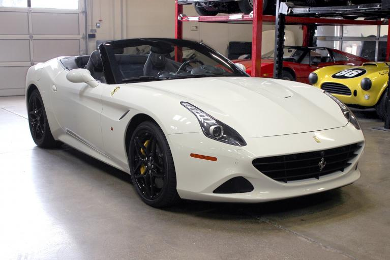 Used 2015 Ferrari California T for sale Sold at San Francisco Sports Cars in San Carlos CA 94070 1