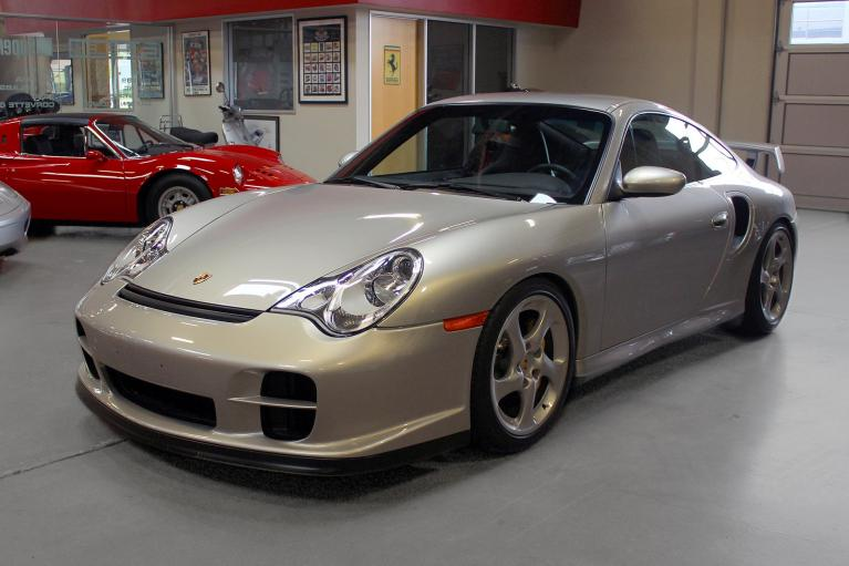 Used 2002 Porsche 911 GT2 for sale Sold at San Francisco Sports Cars in San Carlos CA 94070 3