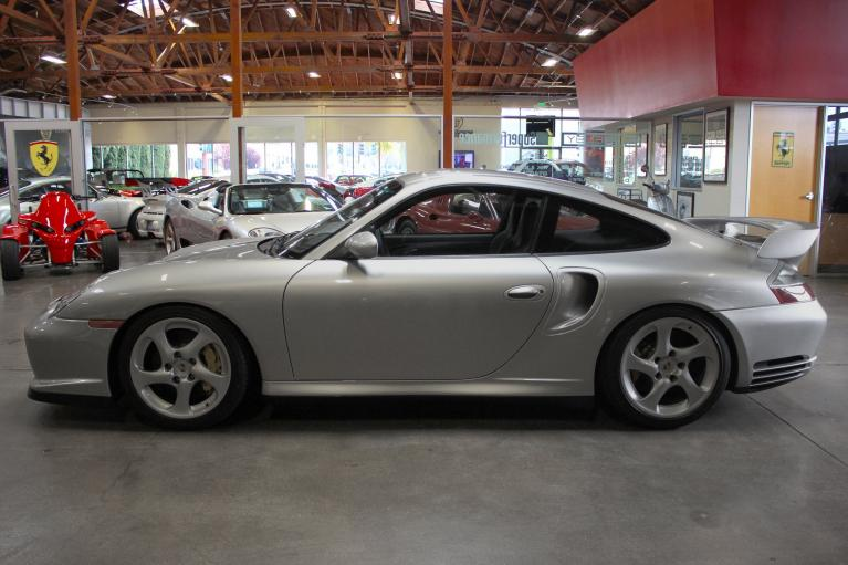 Used 2002 Porsche 911 GT2 for sale Sold at San Francisco Sports Cars in San Carlos CA 94070 4