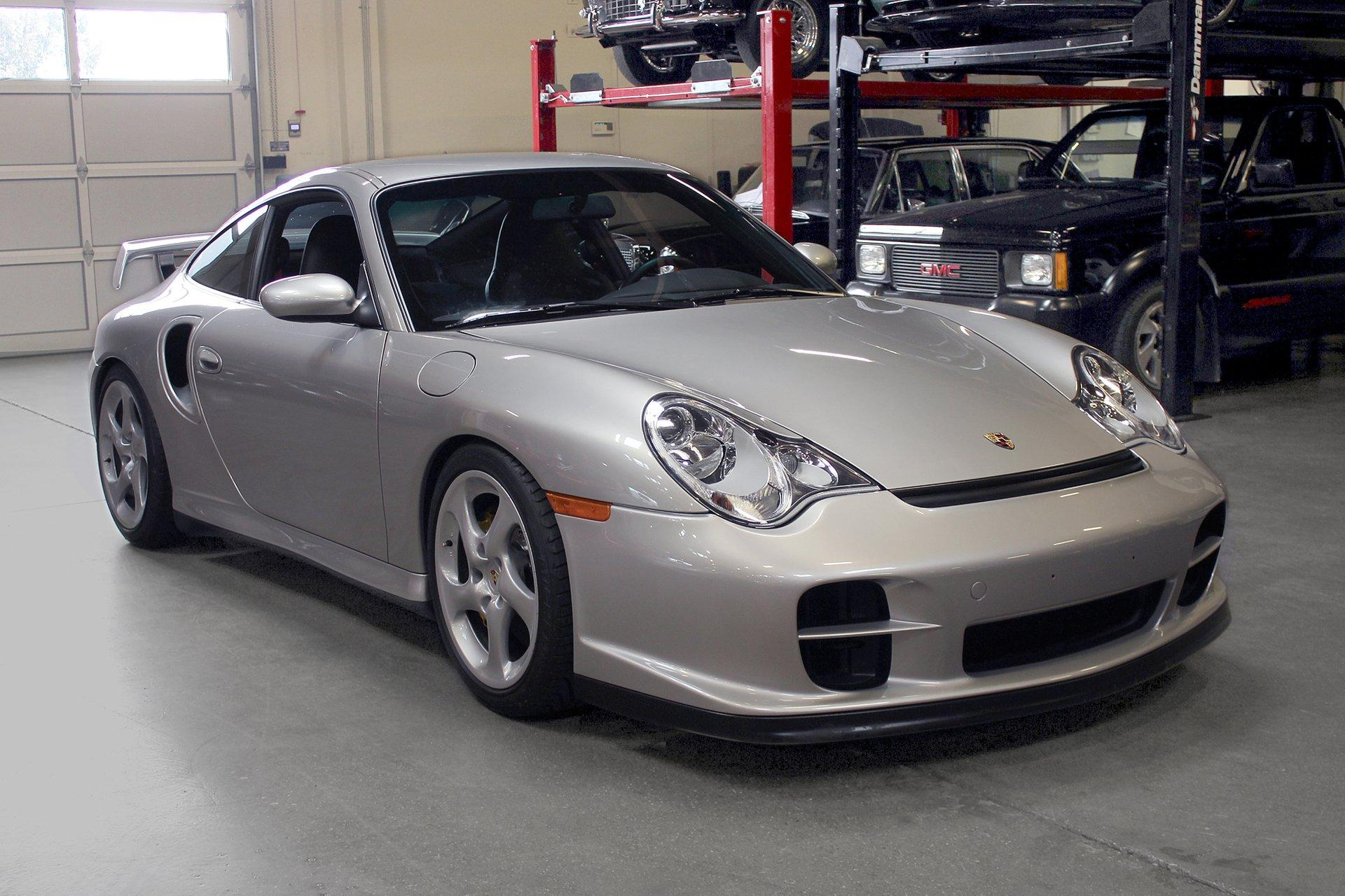 Used 2002 Porsche 911 GT2 for sale Sold at San Francisco Sports Cars in San Carlos CA 94070 1