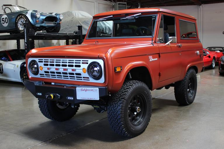 Used 1974 Ford Bronco for sale Sold at San Francisco Sports Cars in San Carlos CA 94070 3