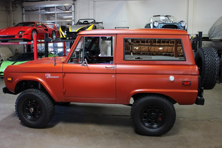 Used 1974 Ford Bronco for sale Sold at San Francisco Sports Cars in San Carlos CA 94070 4
