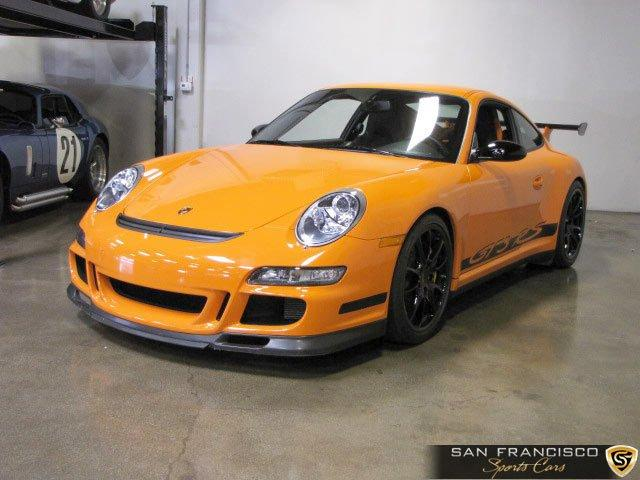 Used 2008 Porsche 911 GT3 RS for sale Sold at San Francisco Sports Cars in San Carlos CA 94070 2