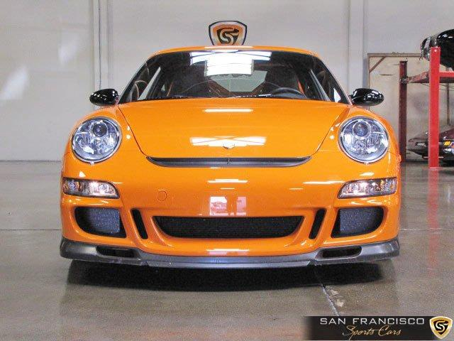 Used 2008 Porsche 911 GT3 RS for sale Sold at San Francisco Sports Cars in San Carlos CA 94070 1