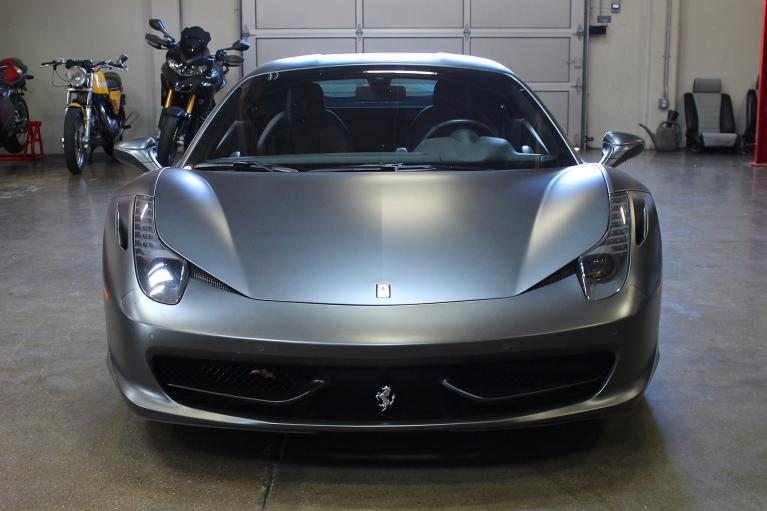 Used 2013 Ferrari 458 Italia for sale Sold at San Francisco Sports Cars in San Carlos CA 94070 2