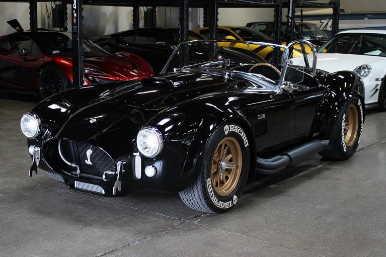 Used 2014 Superformance Cobra for sale Sold at San Francisco Sports Cars in San Carlos CA 94070 1