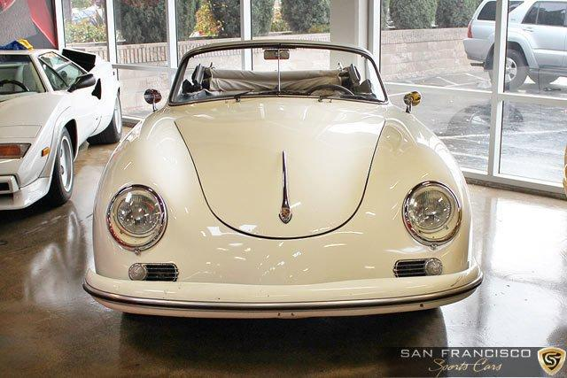 Used 1956 Porsche 356 1600 Cabriolet for sale Sold at San Francisco Sports Cars in San Carlos CA 94070 2