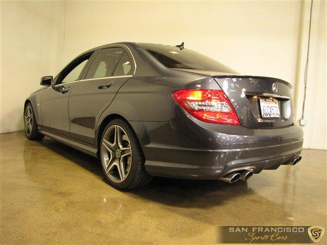 Used 2010 Mercedes-Benz C63 AMG for sale Sold at San Francisco Sports Cars in San Carlos CA 94070 4