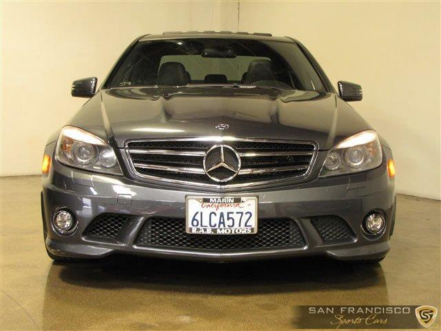 Used 2010 Mercedes-Benz C63 AMG for sale Sold at San Francisco Sports Cars in San Carlos CA 94070 1