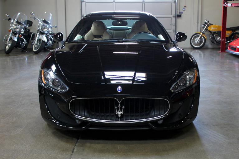 Used 2015 Maserati GranTurismo Sport for sale Sold at San Francisco Sports Cars in San Carlos CA 94070 2