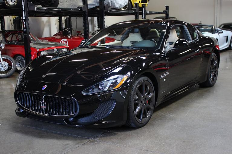 Used 2015 Maserati GranTurismo Sport for sale Sold at San Francisco Sports Cars in San Carlos CA 94070 3