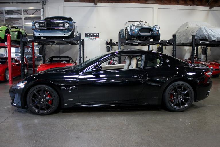 Used 2015 Maserati GranTurismo Sport for sale Sold at San Francisco Sports Cars in San Carlos CA 94070 4