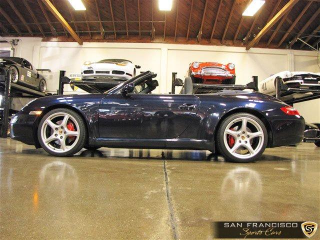 Used 2005 Porsche Carrera S Cabriolet for sale Sold at San Francisco Sports Cars in San Carlos CA 94070 3