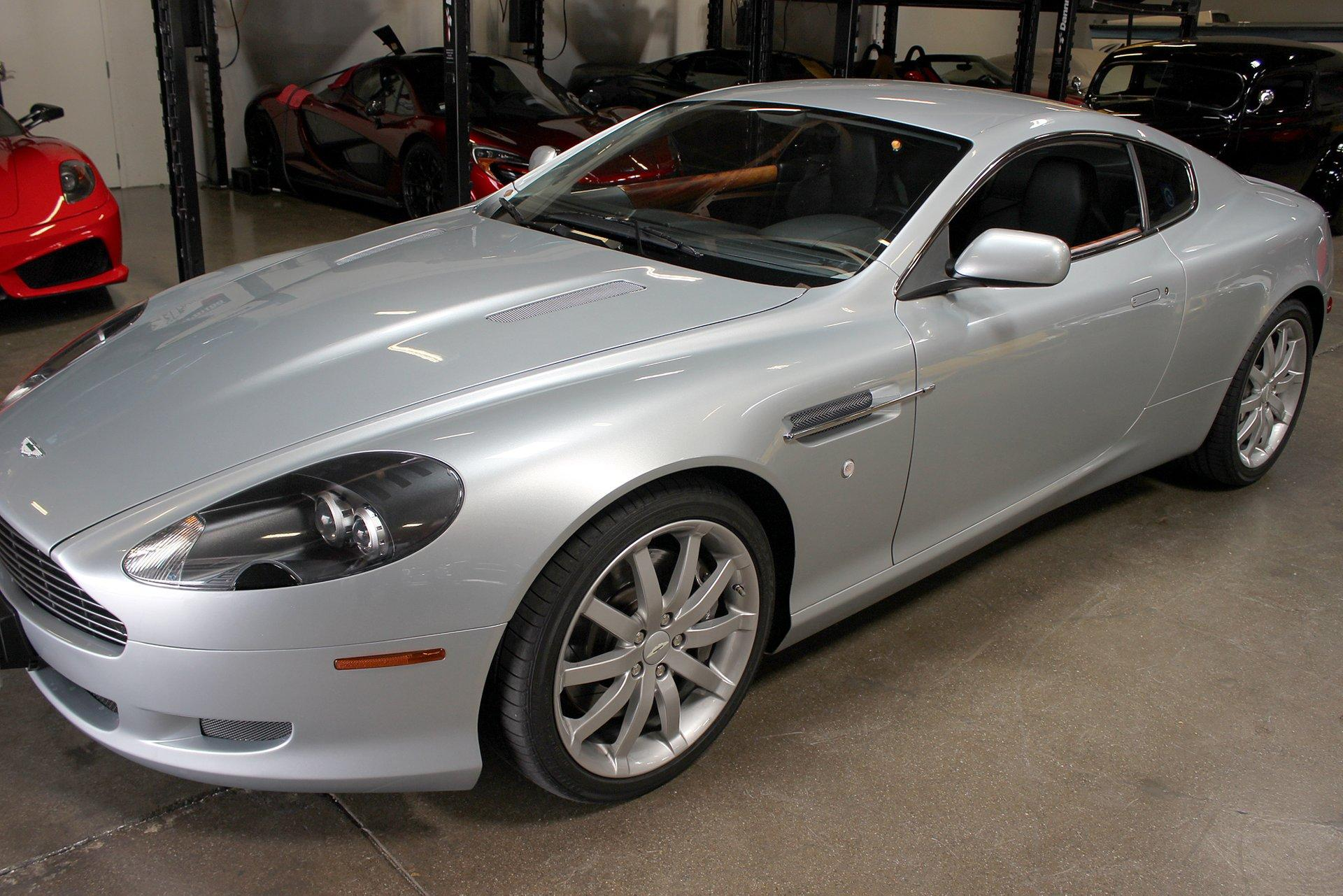 Used 2005 Aston Martin DB9 For Sale (Special Pricing ...