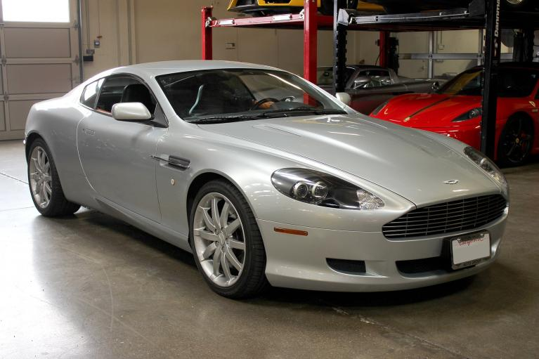 Used 2005 Aston Martin DB9 for sale Sold at San Francisco Sports Cars in San Carlos CA 94070 2