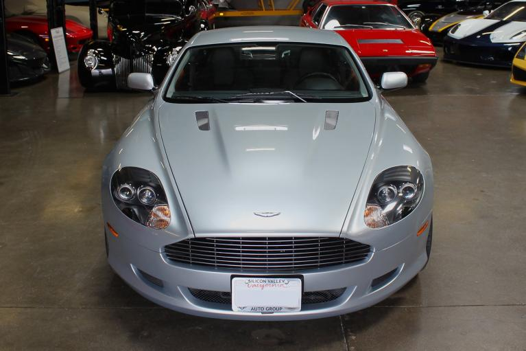 Used 2005 Aston Martin DB9 for sale Sold at San Francisco Sports Cars in San Carlos CA 94070 3
