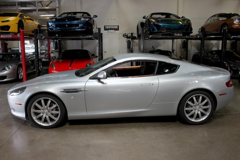 Used 2005 Aston Martin DB9 for sale Sold at San Francisco Sports Cars in San Carlos CA 94070 4