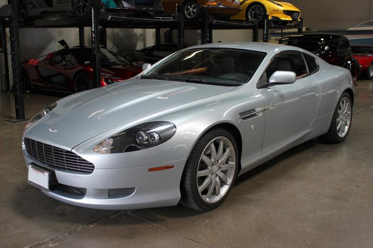 Used 2005 Aston Martin DB9 for sale Sold at San Francisco Sports Cars in San Carlos CA 94070 1