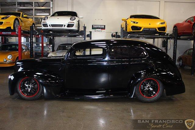 Used 1940 Ford Custom Street Rod for sale Sold at San Francisco Sports Cars in San Carlos CA 94070 3