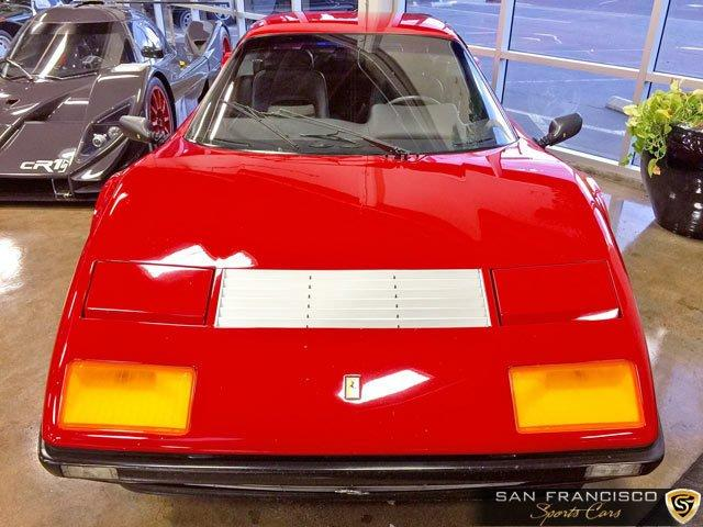 Used 1983 Ferrari BB512i for sale Sold at San Francisco Sports Cars in San Carlos CA 94070 1