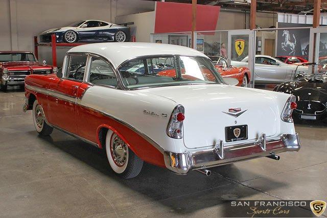 Used 1956 Chevrolet Bel-Air for sale Sold at San Francisco Sports Cars in San Carlos CA 94070 4