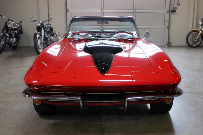 Used 1965 Chevrolet Corvette for sale Sold at San Francisco Sports Cars in San Carlos CA 94070 2