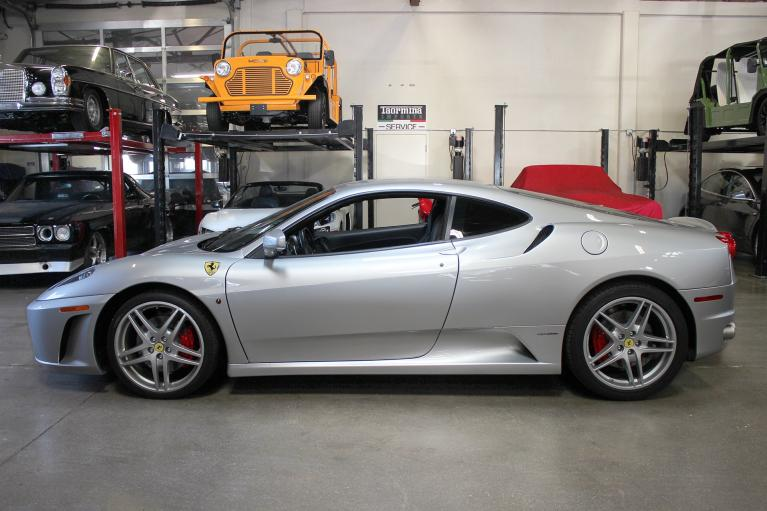 Used 2005 Ferrari F430 for sale Sold at San Francisco Sports Cars in San Carlos CA 94070 4