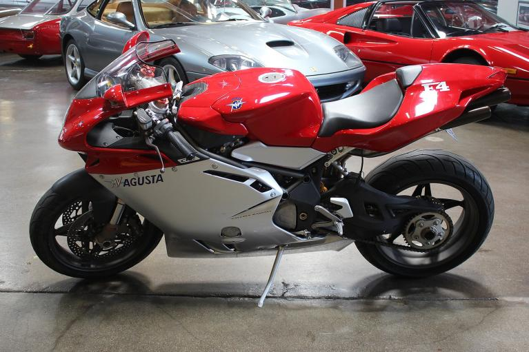 Used 2000 MV Agusta  for sale Sold at San Francisco Sports Cars in San Carlos CA 94070 3