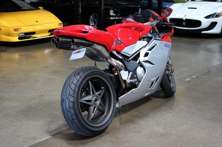 Used 2000 MV Agusta  for sale Sold at San Francisco Sports Cars in San Carlos CA 94070 4