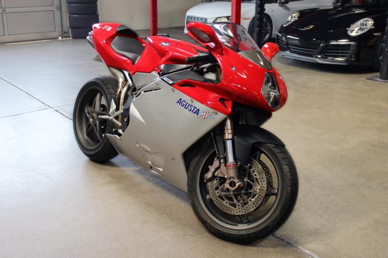Used 2000 MV Agusta  for sale Sold at San Francisco Sports Cars in San Carlos CA 94070 1