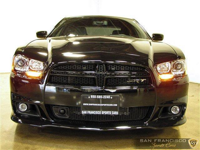 Used 2012 Dodge Charger SRT8 for sale Sold at San Francisco Sports Cars in San Carlos CA 94070 1