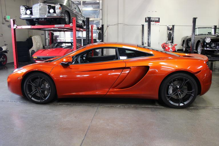 Used 2012 McLaren MP4-12C for sale Sold at San Francisco Sports Cars in San Carlos CA 94070 4