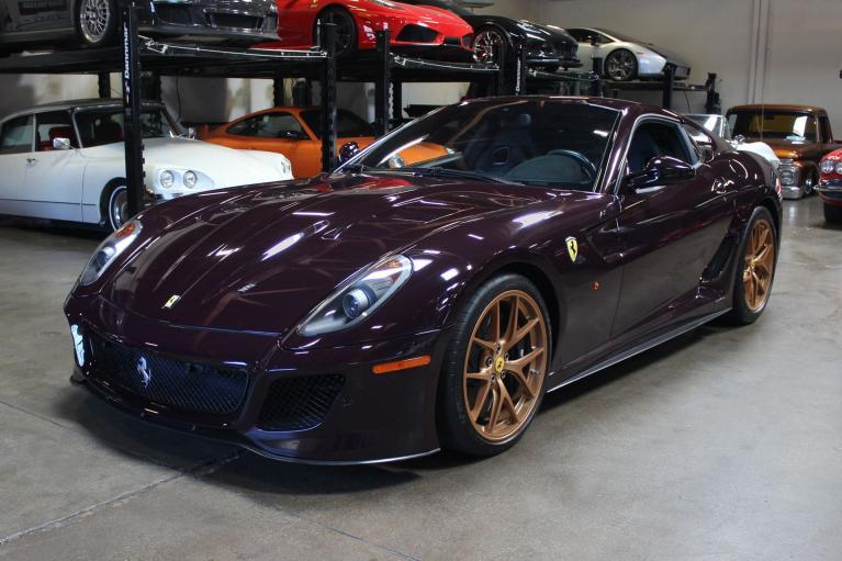 Used 2011 Ferrari 599 GTO for sale $575,000 at San Francisco Sports Cars in San Carlos CA 94070 3