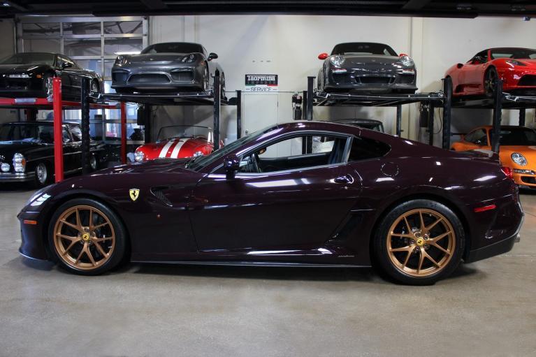 Used 2011 Ferrari 599 GTO for sale $575,000 at San Francisco Sports Cars in San Carlos CA 94070 4