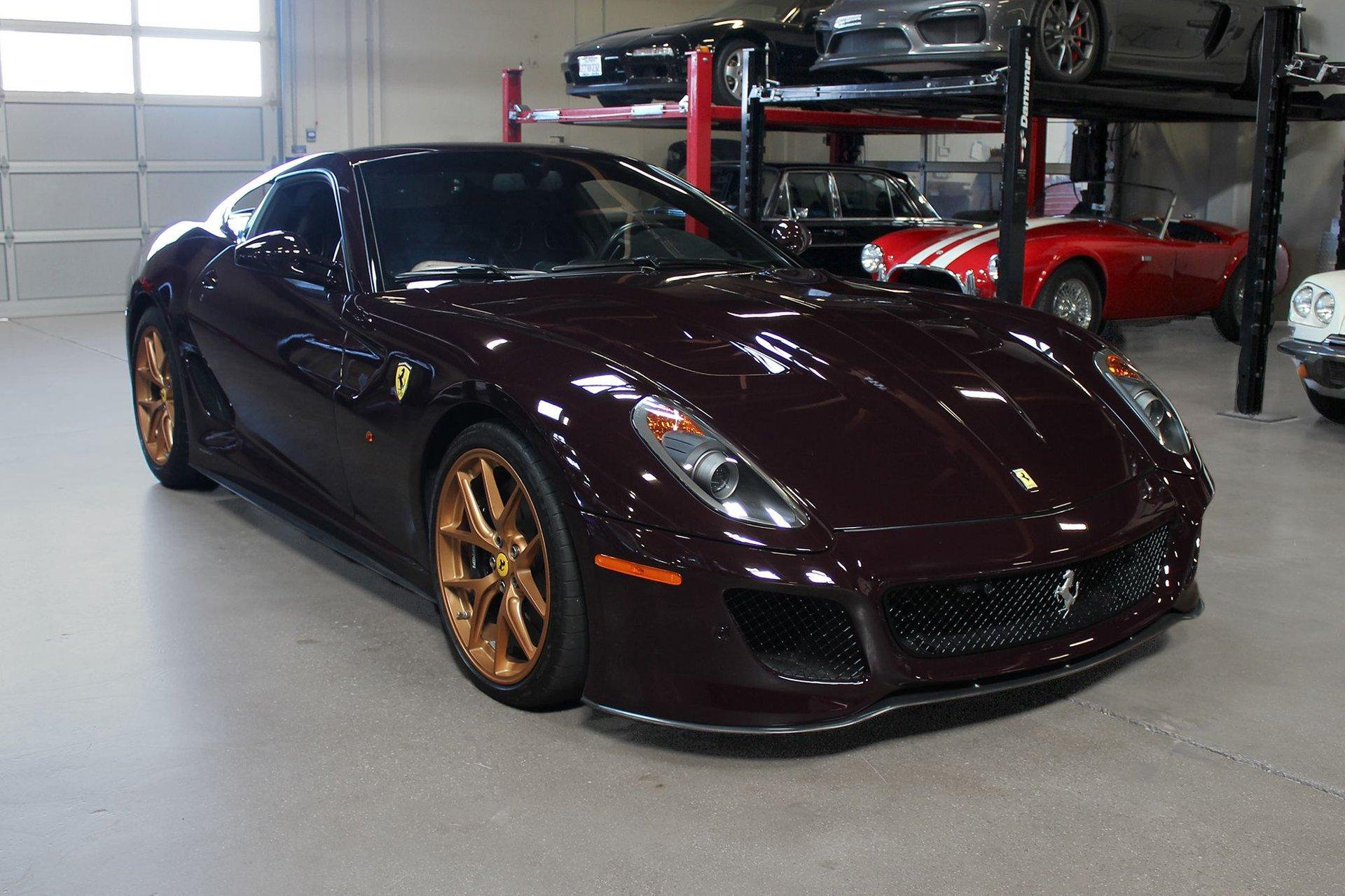 Used 2011 Ferrari 599 GTO for sale $575,000 at San Francisco Sports Cars in San Carlos CA 94070 1