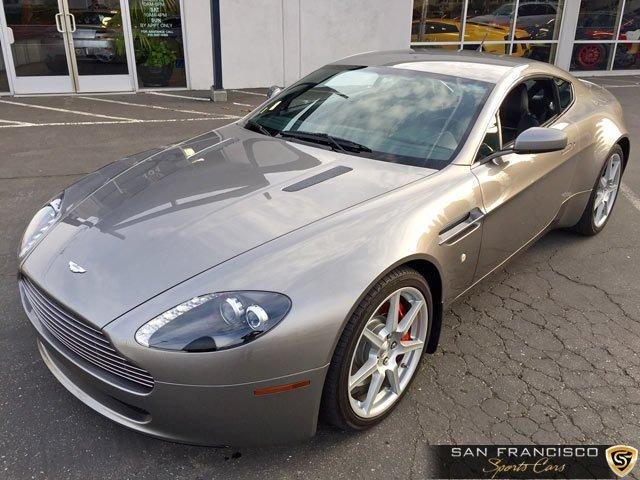 Used 2007 Aston Martin Vantage for sale Sold at San Francisco Sports Cars in San Carlos CA 94070 2