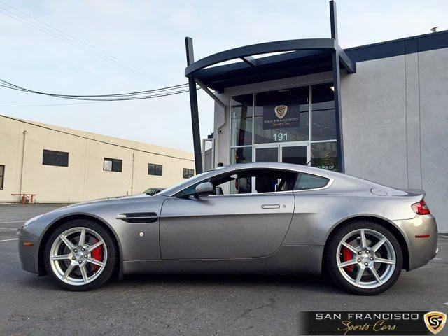 Used 2007 Aston Martin Vantage for sale Sold at San Francisco Sports Cars in San Carlos CA 94070 3