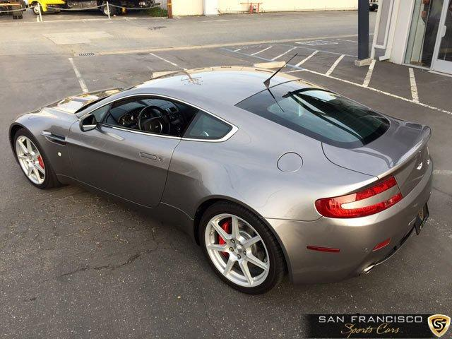 Used 2007 Aston Martin Vantage for sale Sold at San Francisco Sports Cars in San Carlos CA 94070 4