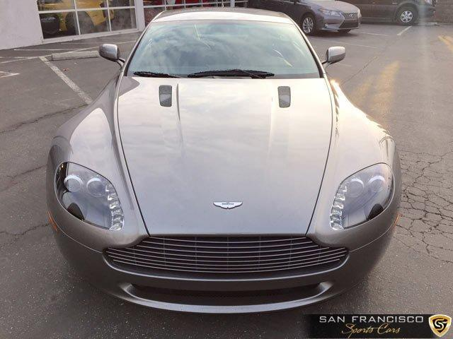 Used 2007 Aston Martin Vantage for sale Sold at San Francisco Sports Cars in San Carlos CA 94070 1