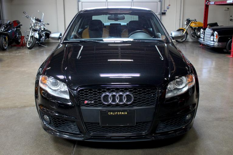 Used 2008 Audi RS4 for sale Sold at San Francisco Sports Cars in San Carlos CA 94070 2