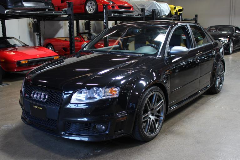 Used 2008 Audi RS4 for sale Sold at San Francisco Sports Cars in San Carlos CA 94070 3