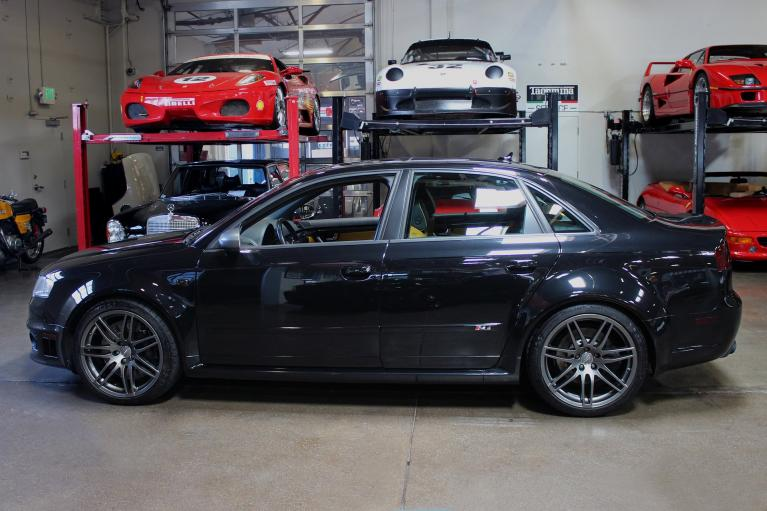 Used 2008 Audi RS4 for sale Sold at San Francisco Sports Cars in San Carlos CA 94070 4