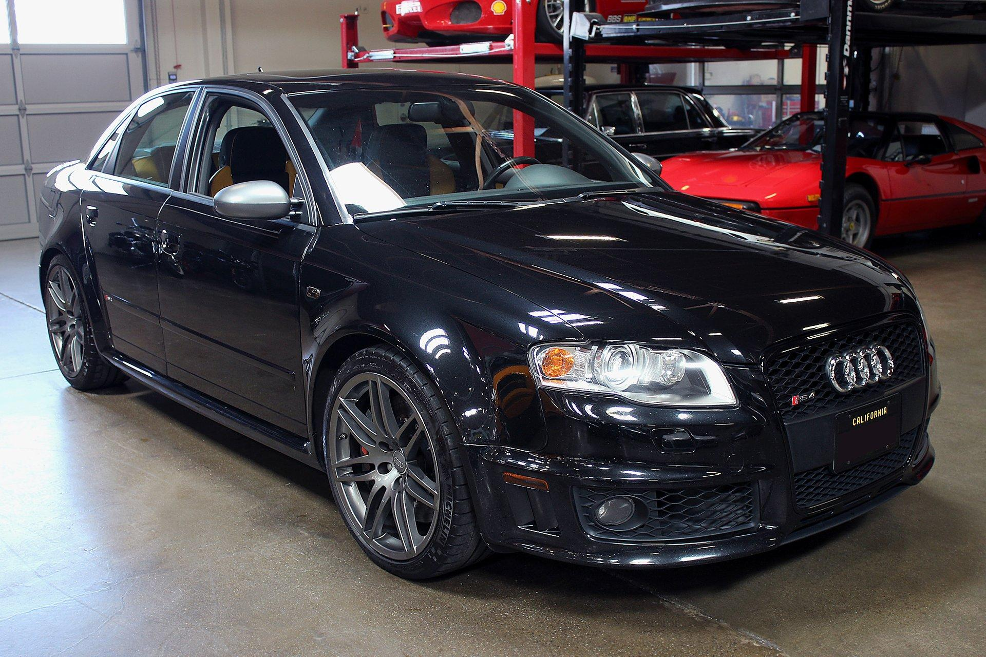 Used 2008 Audi RS4 for sale Sold at San Francisco Sports Cars in San Carlos CA 94070 1