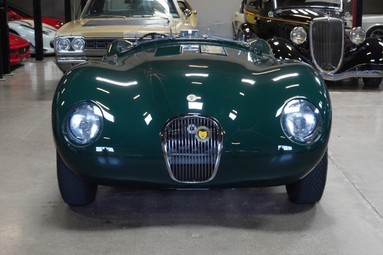 Used 1953 Jaguar C-Type Recreation for sale Sold at San Francisco Sports Cars in San Carlos CA 94070 2