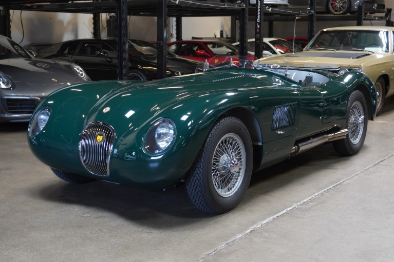Used 1953 Jaguar C-Type Recreation for sale Sold at San Francisco Sports Cars in San Carlos CA 94070 3
